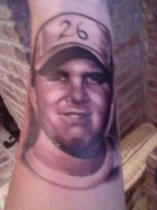 Kerri's tattoo